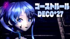 [1080P Full] ゴーストルール Ghost Rule - Hatsune Miku 初音ミク Project DIVA Englis...