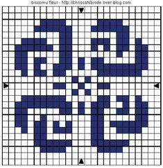 Free cross stitch small flower, also red heart, for small biscornu by Barbara Nealon Catino Blackwork Cross Stitch, Biscornu Cross Stitch, Cross Stitch Borders, Cross Stitch Flowers, Cross Stitch Designs, Cross Stitching, Cross Stitch Embroidery, Embroidery Patterns, Cross Stitch Patterns