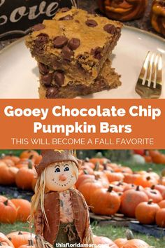This is a great way to have your kids get excited about pumpkin season too. It's not overly sweet and is a great mid day snack or pair it with ice cream for a sweet dessert.