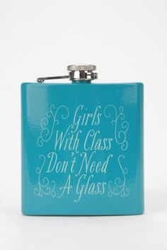 Girls with Class Flask