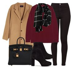 A fashion look from December 2017 featuring wool sweater, beige coat and American Apparel. Browse and shop related looks. Brown Outfit, Beige Coat, Autumn Winter Fashion, Winter Style, American Apparel, Winter Outfits, How To Look Better, Womens Fashion, Fashion Trends