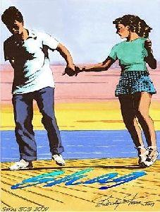 SOS & Shag Dance
