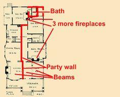 2013-04-08-Leila-Ross-Wilburn-plans-Bungalow-pattern-book-Plan-521-floorplan-made-into-duplex by clambake444, via Flickr