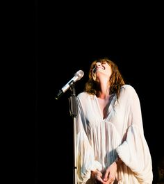 Radiant Florence Welch : Photo