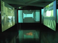 large screen Installation - Google Search