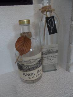 ďalšia zrecyklovaná fľaša