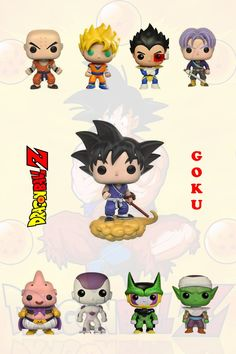 9 Dragon Ball Z Characters Cute Action Figures Easy Anime Cosplay, Cat Cosplay, Cosplay Ideas, Action Figures, Anime Figures, Anime Characters, Anime Websites, Manga Dragon, Dragons