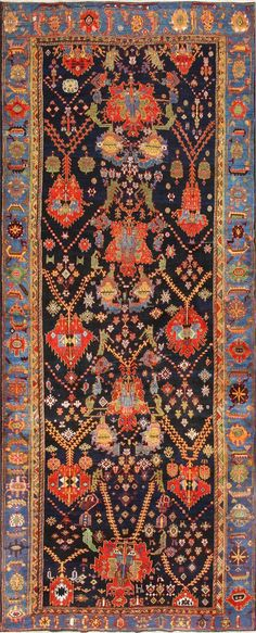 Buy online, view images and see past prices for Colorful Antique Persian Bakhtiari Rug. Invaluable is the world's largest marketplace for art, antiques, and collectibles. Diy Carpet, Modern Carpet, Rugs On Carpet, Wall Carpet, Shag Carpet, White Carpet, Persian Carpet, Persian Rug, Backgrounds