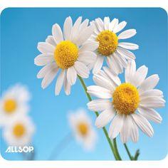 ALLSOP 31420 Naturesmart Mouse Pad (Daisies)