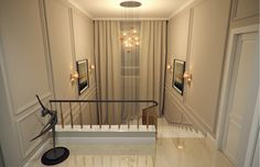 This exquisite modern classic villa interior design in Riyadh, Saudi Arabia displays classical elegance in chic high-quality material. Classic House, Classic Interior Design, Luxurious Room, Luxury Homes Interior, Classic Living Room, Modern Classic Living Room, American Style Interior, Interior Design, Modern Classic Interior
