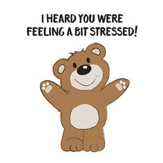 A little pick-me-up for when you feel stressed and tense.   #pickmeup #stressbuster #desserts #cakes #chocolates #ecards #gif