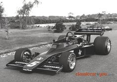 Lotus 77 - Ford - the classic of only it was as good as it looked !