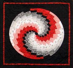 """Free Circle Quilt Patterns   10-4 OR May 10 (Sat) 10-4... """"Rhapsody""""... This bargello pattern ..."""