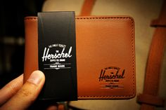 Herschel Mens Wallet #design #interior