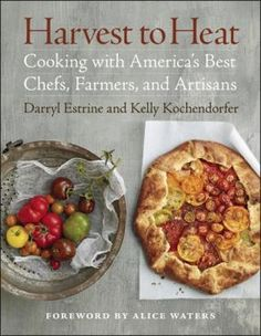 "Harvest to Heat by Darryl Estrine and Kelly Kochendorfer ""A locavore cookbook featuring 100 never-before-published recipes from some of Portland's favorite restaurants: Higgins, Beast, Paley's Place, Le Pigeon, and more. It's a feast for the eyes, too, with gorgeous photos of artisanal foods."" Tracey, Powell's Books #LocavoreBook"