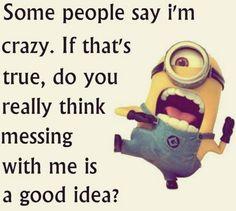 Funny Minion quotes funny 319