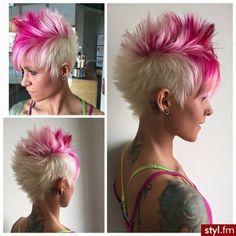 Bist Du auf der Suche nach einer nicht alltäglichen Frisur? Unkonventionelle Frisuren für extravagante Frauen!