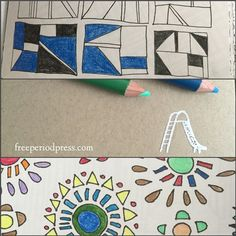 Try adult coloring books as a way to encourage creativity in brainstorming sessions.