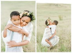 outdoor boho family photography session in orange county