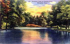 Rainbow Lake ~ Overton Park