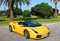 Lamborghini Gallardo Spyder Cabrio