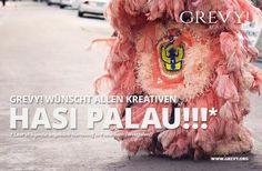 Hasi Palau an alle Kreativen