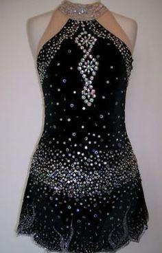 Ice Skating Dress/Baton Twirling Leotard/Dance/Tap/RG/Acro/Rhythmic Made to fit
