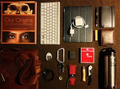 What's in your bag? 40 interesting photos from around the world