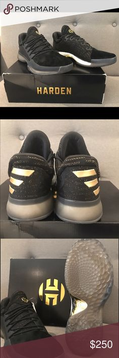 """Adidas James Harden """"Vol.1"""" PK DS serious inquiries only ! Adidas Shoes Athletic Shoes"""