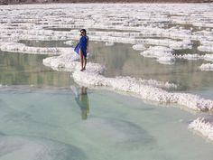 Dead Sea Israel by israeltourism, via Flickr