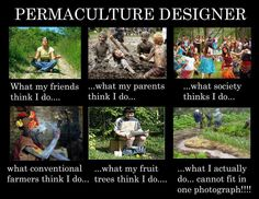 Permaculture Designer #permaculture