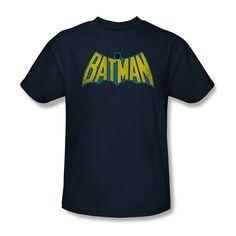 908bc9f6b9df9 Batman Classic Vintage Bat Logo Youth Ladies Jr Women Men L S Tank Top T- shirt