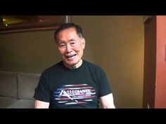 George Takei takes the ALS Ice Bucket Challenge. Also in link, Shatner and McCadden.  Trek stars dunked!
