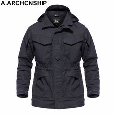 M65 UK US Men Autumn Flight Pilot Coat Army Clothes Casual Tactical Hoodie Military Field Jacket Windbreaker Waterproof Jackets |  Cheap Product is Available. Here we will give you the discount of finest and low cost which integrated super save shipping for M65 UK US Men Autumn Flight Pilot Coat Army Clothes Casual Tactical Hoodie Military Field Jacket Windbreaker Waterproof Jackets or any product.  I hope you are very happy To be Get M65 UK US Men Autumn Flight Pilot Coat Army Clothes…