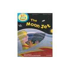 The moon jet (Read With Biff, Chip, and Kipper: Phonics: Level 4) - English Wooks