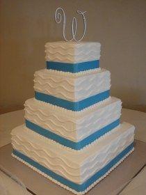 square wedding cake Wedding Bells, Fall Wedding, Our Wedding, Dream Wedding, Wedding Stuff, Cute Wedding Ideas, Perfect Wedding, Wedding Inspiration, Inspirational Wedding Quotes