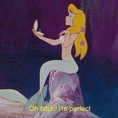 Find images and videos about blonde, disney and mermaid on We Heart It - the app to get lost in what you love. Disney Love, Disney Magic, Disney Art, Disney Pixar, Disney Characters, Fairytale Characters, Fantasia Disney, Funny Disney, Disney Cartoons