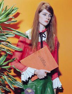 Miles Aldridge for Vogue Italia, March 2016.