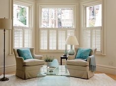 Santa Fe shutters before and after a blog collaboration. Shutters for a victorian home edwardian bay window shutters for privacy