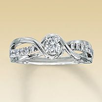 My problems with rings is that the stone is never set deep enough into the setting. I'd always worry about scratching myself or someone else or having it catch on things.