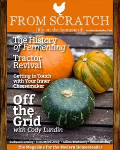 The October/November Issue is here!