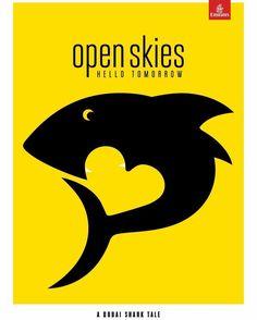 Noma Bar Open Skies Magazine cover