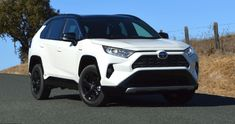 Toyota is one of the most popular car brands in the world. The 2019 Toyota hybrid is the latest in its series. The SUV is a user choice 2019 Rav4, Toyota Rav4 Hybrid, Most Popular Cars, Toyota Cars, Cadillac Escalade, Car Brands, Future Car, Fuel Economy, Sport Cars