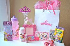 Disney princess party favor bag. $14.00, via Etsy.