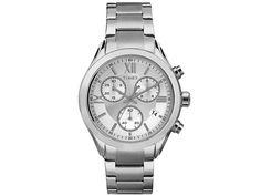 Timex TW2P93600 Miami Chronograph Bracelet Watch - W04164 | F.Hinds Jewellers Oversized Watches, Boyfriend Watch, Adjustable Bracelet, Stainless Steel Case, Michael Kors Watch, Chronograph, Bracelet Watch, Jewels, Bracelets
