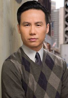 Law and Order: SVU. B.D Wong
