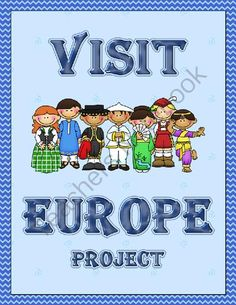 Visit Europe Research Project from Rockin' Lessons on TeachersNotebook.com -  (2 pages)  - Upper Elementary or Middle School Social Studies students will enjoy this opportunity to research a European Sightseeing destination.