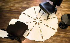 La alfombra como elemento decorativo