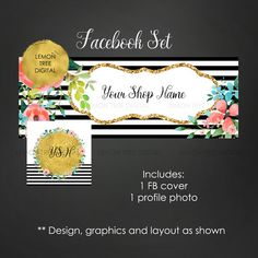 Hey, I found this really awesome Etsy listing at https://www.etsy.com/listing/455577570/facebook-cover-photo-set-facebook-set