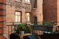 Квартира в Стокгольме - бытие определяет сознание